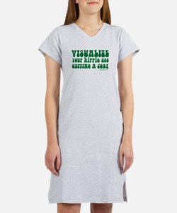 Visualize Getting Your Hippie Women's Nightshirt