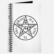 Pentagram of Solomon Note books Journal