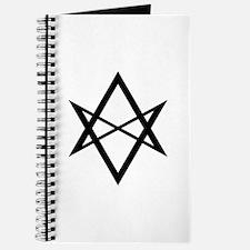 Unicusal Hexagram Note books Journal