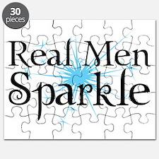 Real Men Sparkle Puzzle