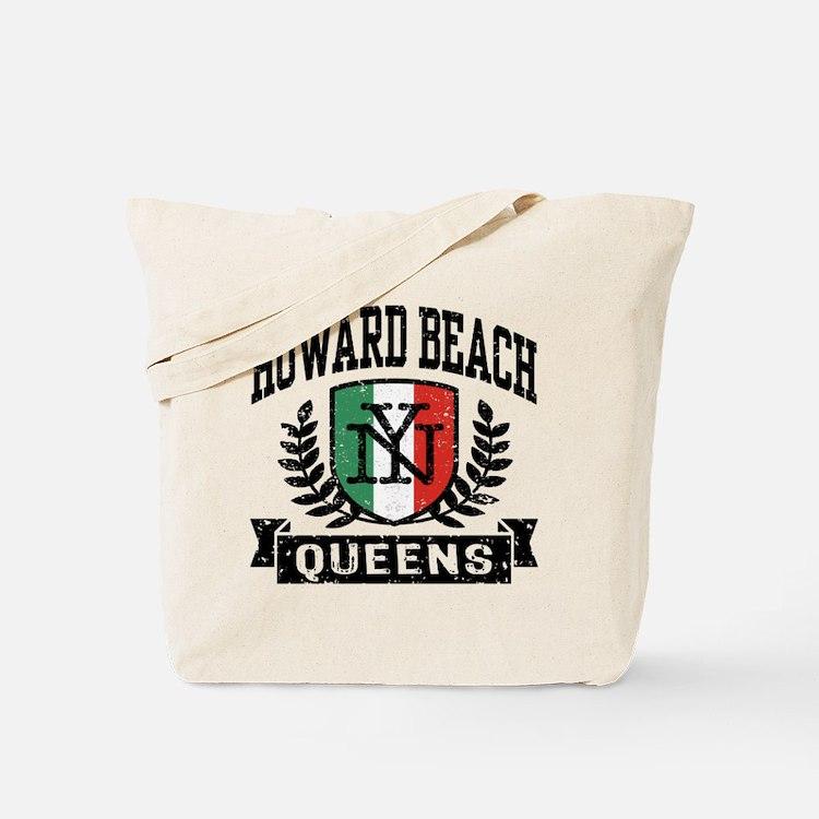 Howard Beach Queens Italian Tote Bag