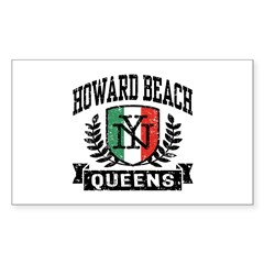Howard Beach Queens Italian Decal