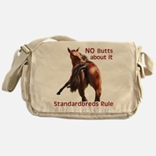 Standardbreds Rule Messenger Bag