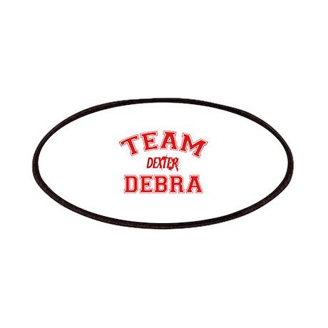 Team Debra Patches