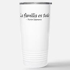'La Familia es To Travel Mug