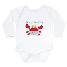 Tina Wenke Crab Onesie Romper Suit