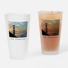 SF Dawn GG Airbrush Drinking Glass