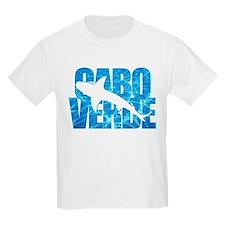 Cape Verde Tiger Shark Blue Water T-Shirt