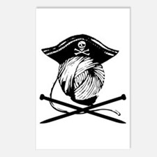 Yarrrrn Pirate! Postcards (Package of 8)