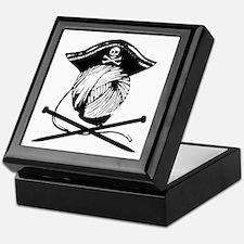 Yarrrrn Pirate! Keepsake Box