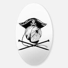 Yarrrrn Pirate! Decal