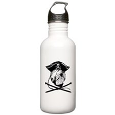 Yarrrrn Pirate! Water Bottle