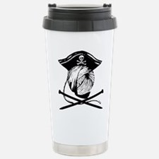 Yarrrrn Pirate! Travel Mug
