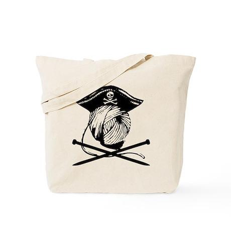 Yarrrrn Pirate! Tote Bag