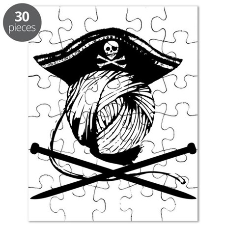 Yarrrrn Pirate! Puzzle