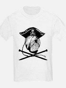 Yarrrrn Pirate! T-Shirt