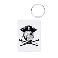 Yarrrrn Pirate! Keychains