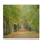Tree Lane Tile Coaster