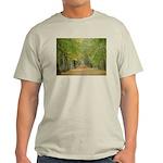 Tree Lane Ash Grey T-Shirt