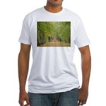 Tree Lane Fitted T-Shirt