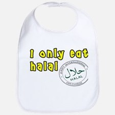 Cute Muslims Bib