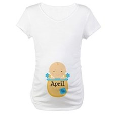 Abril Baby Boy Shirt