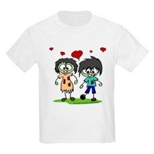 Zombie Couple T-Shirt