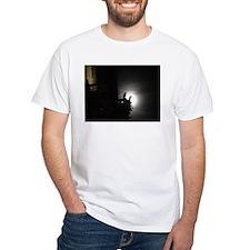 Full Moon Notre Dame Gargoyle Shirt