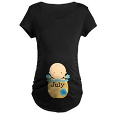 July Baby Boy T-Shirt