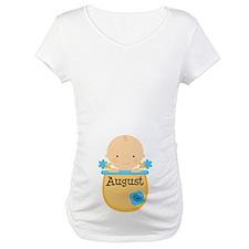 August Baby Boy Shirt