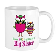 Guess Hoo Sister to be Mug