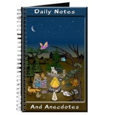Critters' Campfire Conspiracy Journal