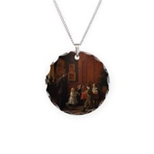 Christmas Morning Necklace