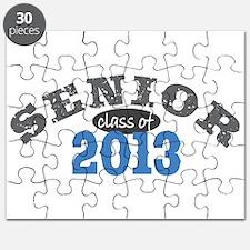 Senior Class of 2013 Puzzle
