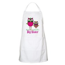 Guess Hoo Sister to be Apron