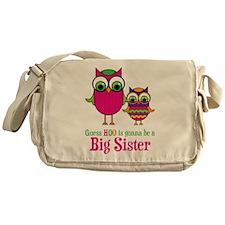 Guess Hoo Sister to be Messenger Bag