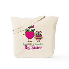 Guess Hoo Sister to be Tote Bag