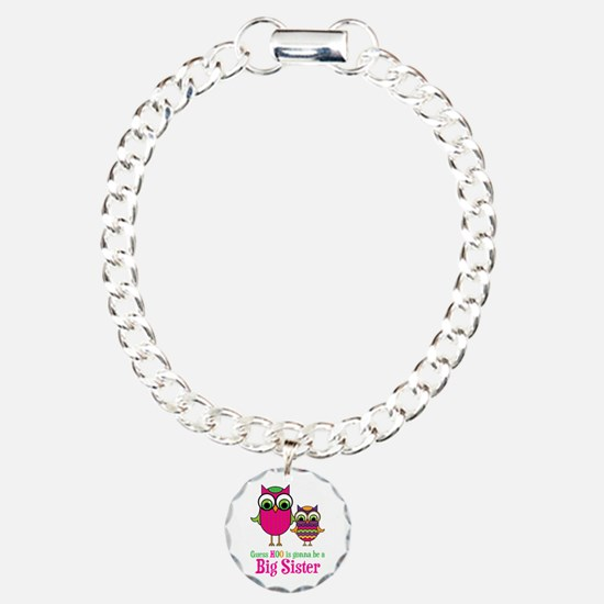 Guess Hoo Sister to be Bracelet