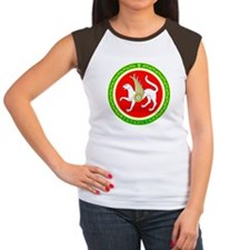 Tatartstan Coat of Arms Women's Cap Sleeve T-Shirt