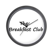 The Breakfast Club Wall Clock