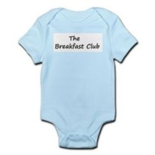 The Breakfast Club Infant Bodysuit