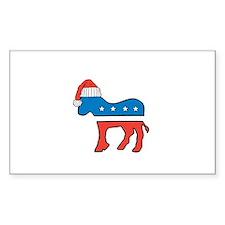 Cute Donkey logo Decal