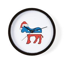 Unique Democratic party Wall Clock