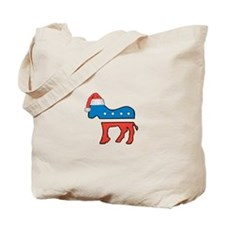 Unique Democrat donkey Tote Bag