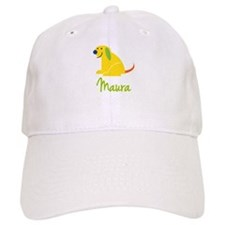 Maura Loves Puppies Baseball Cap