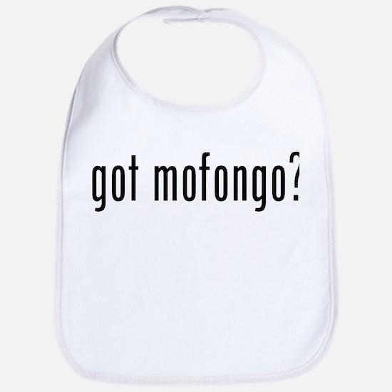 got mofongo? Bib
