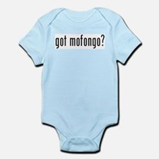 got mofongo? Infant Creeper