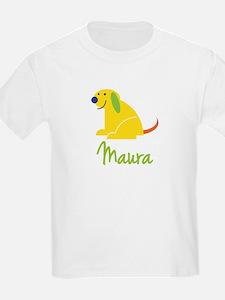 Maura Loves Puppies T-Shirt