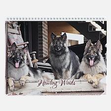 Howling Winds 2013 Wall Calendar