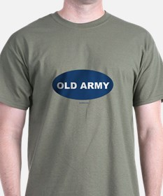 Old Army Dad T-Shirt